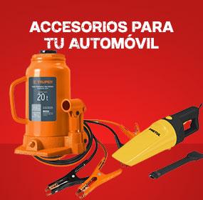 Accesorios para tu auto